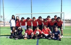サッカー部2